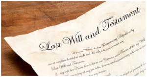 last will and testament grass valley no lic req